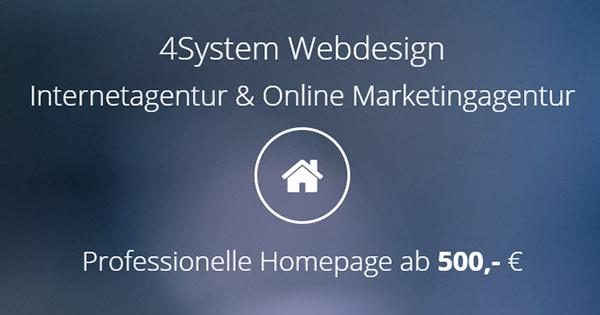 Webdesign Hamm Internetagentur Online Marketing